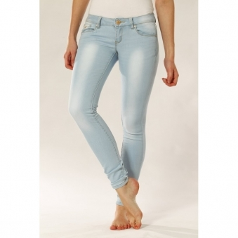 Lightwash Super Skinny Jeans