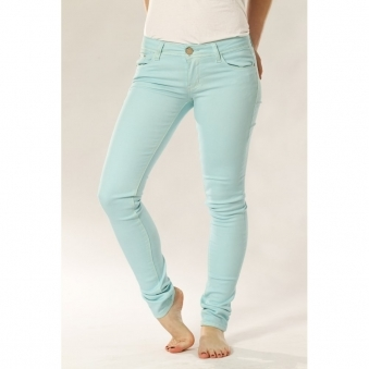 Skinny Jeans In Light Blue